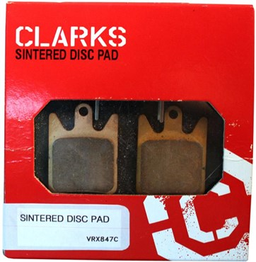 Clarks Disc Brake Pads for Hope Moto V2 | Bremseskiver og -klodser
