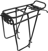 Product image for Tortec Transalp Disc Rear Pannier Rack