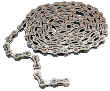 9-speed Chain Wippermann Connex 9sx of Stainless Steel