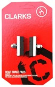 Clarks X Pattern Road Brake Pads