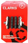 Clarks Road Brake Pads Brake Shoes & Cartridge + Extra Pads