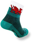 SockGuy Welsh Dragon Socks