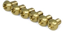 A2Z Ti Rotor Screws - 6 Pack