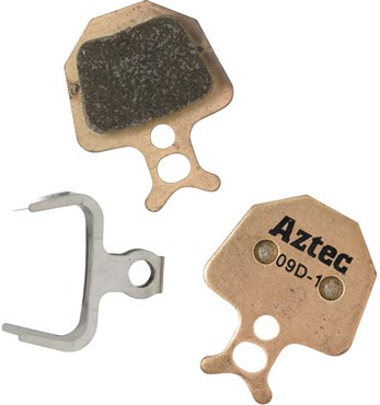 Aztec Sintered Disc Brake Pads For Formula Oro Callipers | Bremseskiver og -klodser