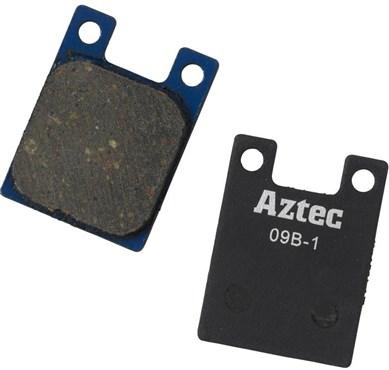 Aztec Organic Disc Brake Pads For Hope Open / Closed 2-piston Calliper (Pro / Sport)