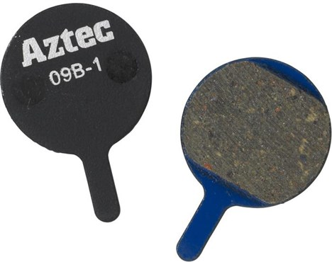 Aztec Organic Disc Brake Pads For Magura Clara 2000 / Louise Callipers | Bremseskiver og -klodser