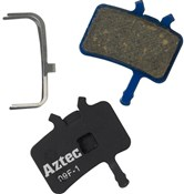 Aztec Organic Disc Brake Pads For Avid Mechanical Callipers
