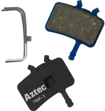 Aztec Organic Disc Brake Pads For Avid Mechanical Callipers | Bremseskiver og -klodser