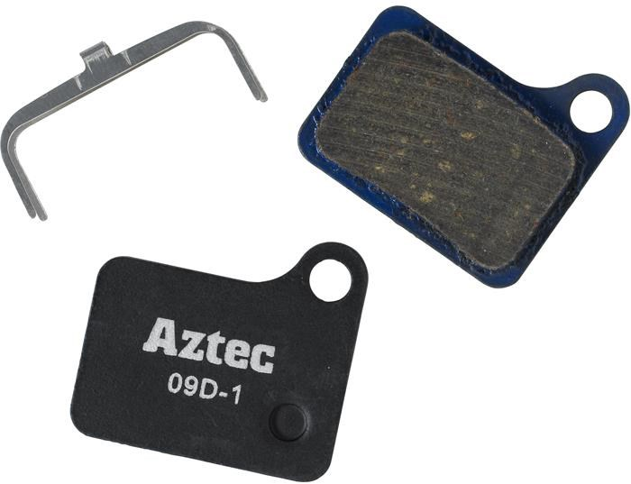 Aztec Organic Disc Brake Pads For Shimano Deore M555 Hydraulic / C900 Nexave | Brake pads