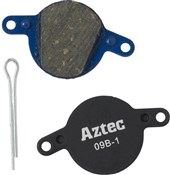 Aztec Organic Disc Brake Pads For Magura Clara 2001 Callipers