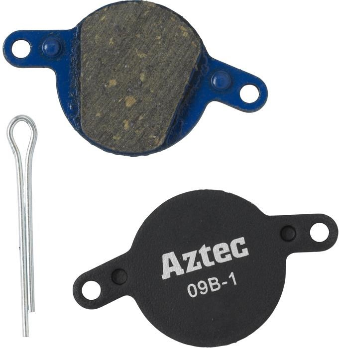 Aztec Organic Disc Brake Pads For Magura Clara 2001 Callipers | Brake pads