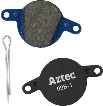 Aztec Organic Disc Brake Pads For Magura Clara 2001 Callipers | Bremseskiver og -klodser