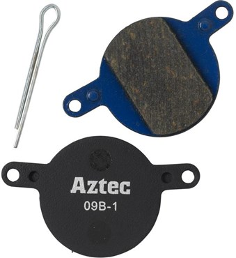 Aztec Organic Disc Brake Pads For Magura Julie Callipers | Bremseskiver og -klodser
