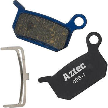 Aztec Organic Disc Brake Pads For Formula B4 Callipers | Bremseskiver og -klodser