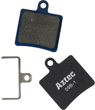 Aztec Organic Disc Brake Pads For Hope Mini Callipers | Bremseskiver og -klodser