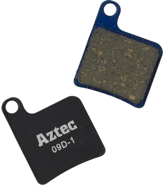 Aztec Organic Disc Brake Pads For Giant MPH 2 Callipers