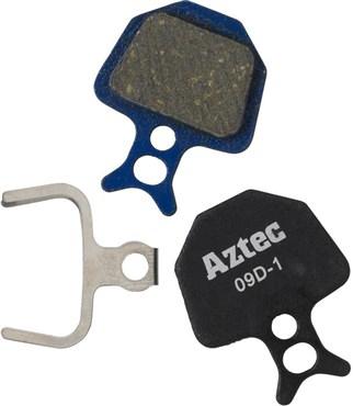 Aztec Organic Disc Brake Pads For Formula Oro Callipers