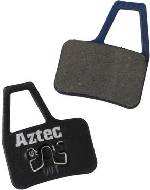 Aztec Organic Disc Brake Pads For Hayes El Camino Callipers