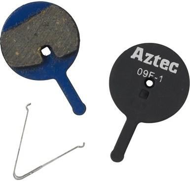 Aztec Organic Disc Brake Pads For Avid BB5