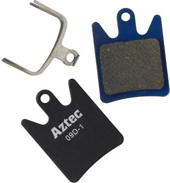 Aztec Organic Disc Brake Pads For Hope Moto V2 | Bremseskiver og -klodser