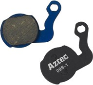 Aztec Organic Disc Brake Pads For Magura Louise 07 / Louise Carbon 08