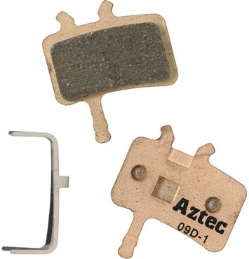 Aztec Sintered Disc Brake Pads For Avid Juicy Brakes | Bremseskiver og -klodser