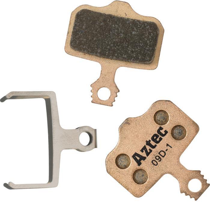 Aztec Sintered Disc Brake Pads For Avid Elixir | Brake pads