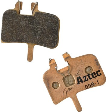 Aztec Sintered Disc Brake Pads For Hayes And Promax Callipers | Bremseskiver og -klodser