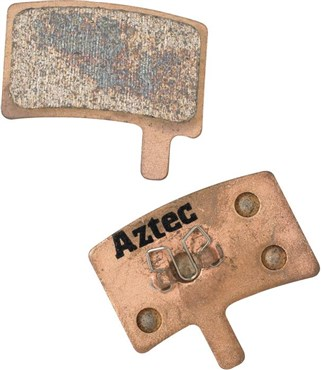 Aztec Sintered Disc Brake Pads For Hayes Stroker Trail | Bremseskiver og -klodser