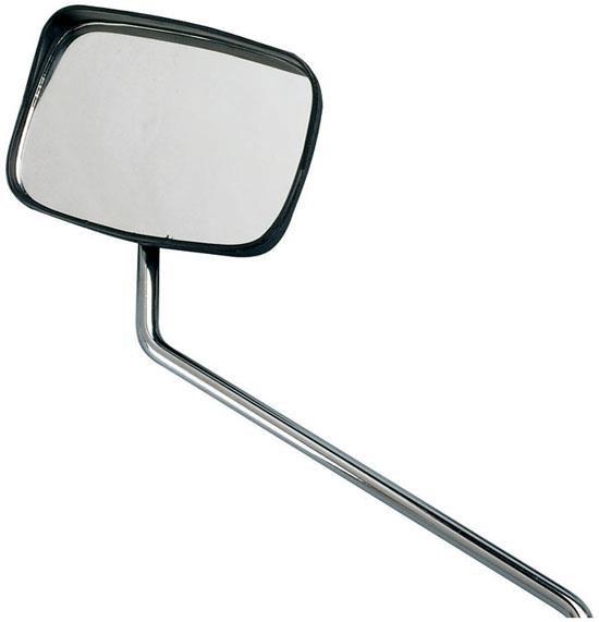 Raleigh Oblong Mirror with Rain Shield | Bike mirrors