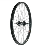"Tru-Build Alloy Rim 28H Gear Sided Hub 20"" Junior Rear Wheel"
