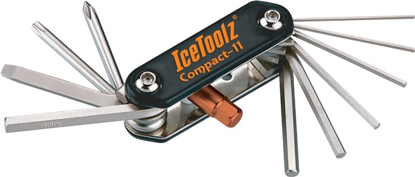 Ice Toolz Compact 11 Multi-Tool