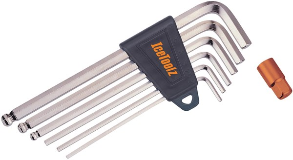 Ice Toolz Hex Key Set
