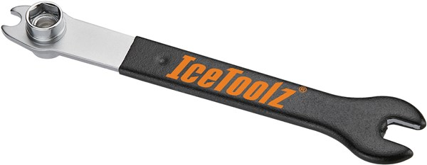 Ice Toolz Pedal and Box Wrench