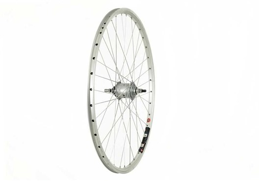 Tru-Build 700c Rear Wheel Mach1 240 Rim Sturmey Archer 3Speed Hub