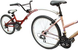 Barracuda Trail Buddy 6 Speed Trailer Folding Bike