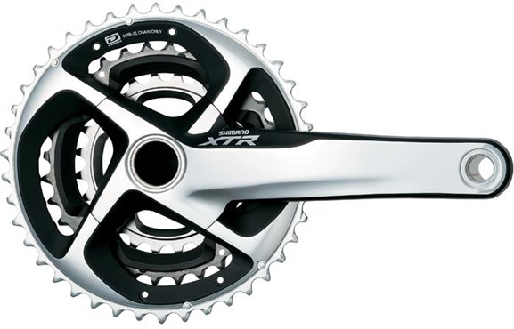 Shimano XTR Trail M980 10 Speed Triple Chainset