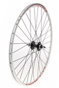 Product image for Tru-Build 700c Front Track Wheel Mach1 Omega Rim 32H