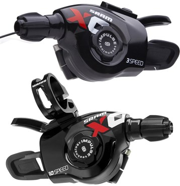 SRAM X0 10 Speed Trigger Shifters Pair