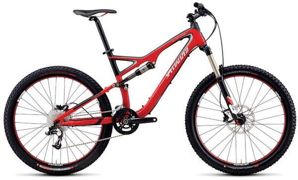 e7222dfd0fd Specialized Stumpjumper FSR Comp Carbon Mountain Bike 2011 - Full  Suspension MTB