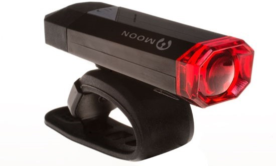 Moon Gem 1.0 USB Rechargeable Rear LED Light