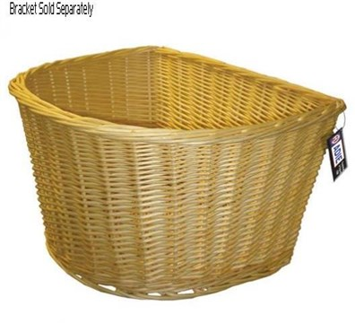 Adie D-Shape Wicker Basket 16 Inch | item_misc