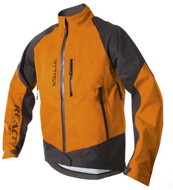 Altura Attack Waterproof Cycling Jacket 2012