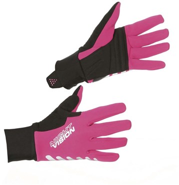Zyro Night Vision Womens Windproof Gloves 2011