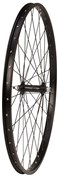 "Tru-Build 26"" Front MTB Wheel Alloy Hub and Rim With Nutted Axle"