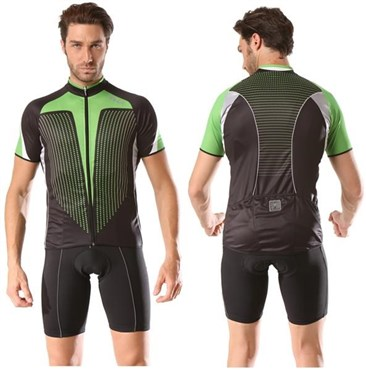 Santini Flash Short Sleeve Jersey FS94275
