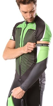 Santini Flash Arm Warmer FS680FLASH