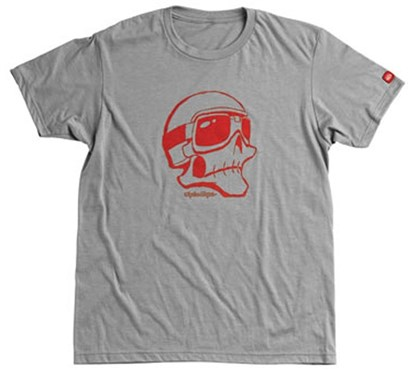 Troy Lee OpenFace Skull T-Shirt