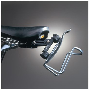Tacx Saddle Rail Adaptor for Mounting Bottle Cage Behind Saddle
