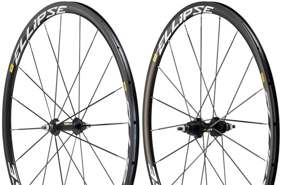 Mavic Ellipse Track Wheelset 2013